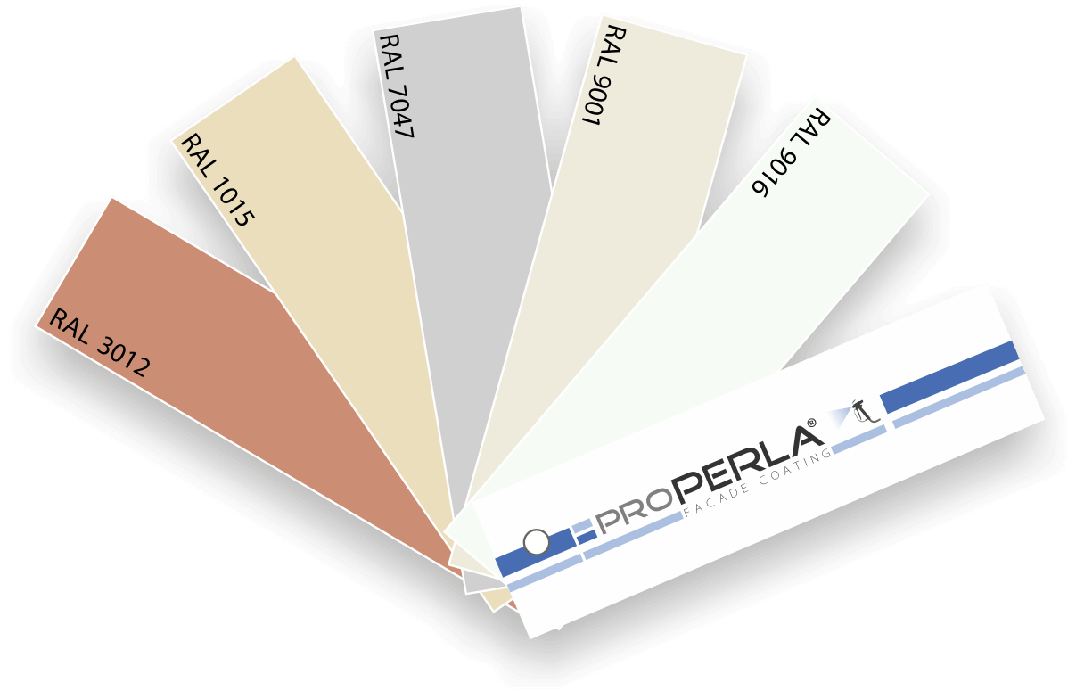 colours facade coating