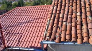 ¿Cambiar tejas o renovar tejado con pintura?